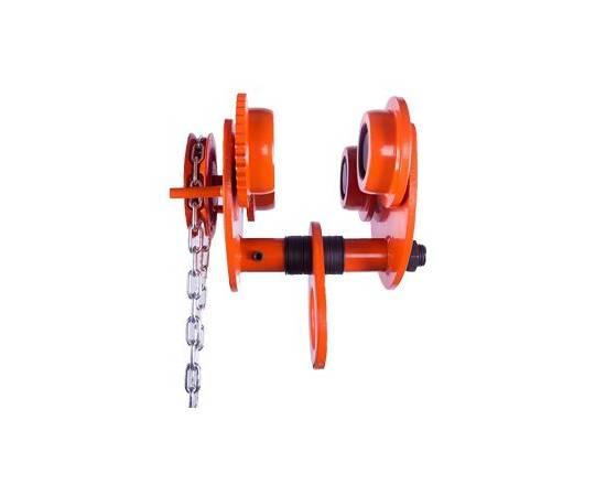 TOR Тип В (GCL) 2Х6 Тележка для тали с механизмом передвижения
