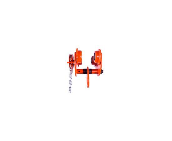 TOR Тип В (GCL) 2Х12 Тележка для тали с механизмом передвижения