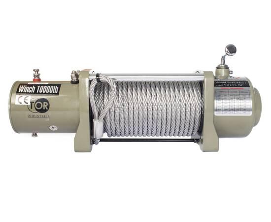 TOR ЛА 24 V S10000 Лебедка (4536 кг/28 м) автомобильная