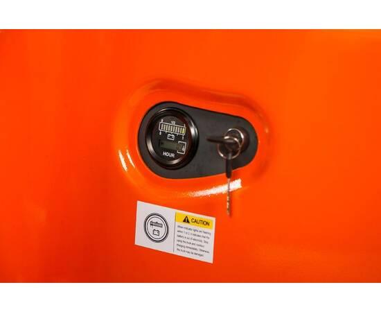 TOR CDDR15-II 1,5 т 4,5 м Штабелер электрический самоходный