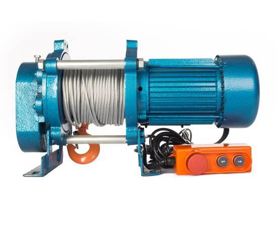 TOR KCD-500 кг, 380 В Лебедка электрическая с канатом 70 м
