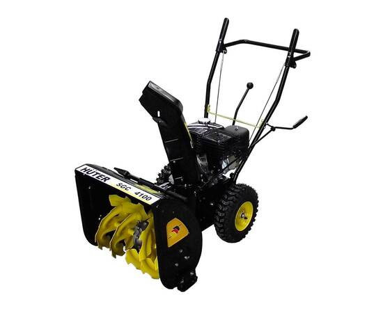 HUTER SGC 4100 Снегоуборочная машина (Снегоуборщик)