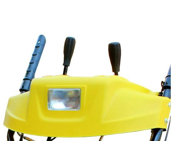 HUTER SGC 8100C (гусеницы) Снегоуборочная машина (Снегоуборщик)