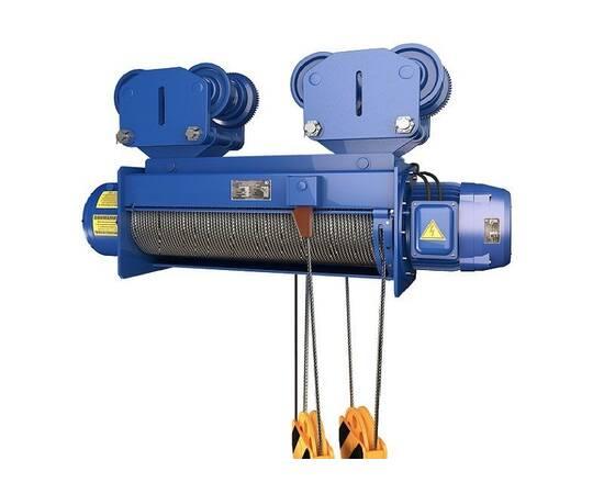 Балканско Эхо Т10 (2 т, 24 м) тип 13Т10456 Таль электрическая