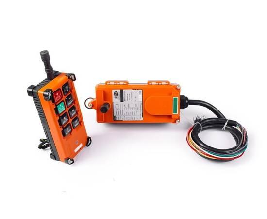 TOR F21-E1B (RADIO CONTROL PANEL, 380 В) Комплект радиоуправления