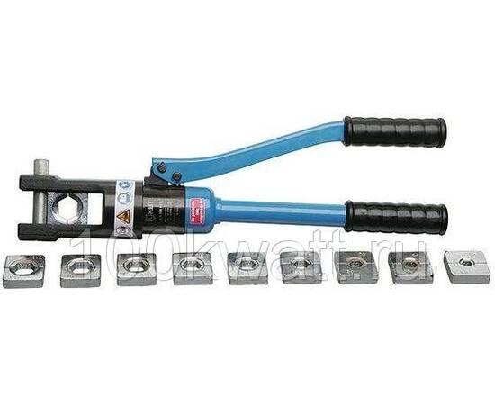 Опрессовщик кабеля гидравлический YQK-120A